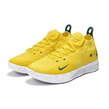 Discount Breanna Stewart Nike KD 11 Storm Yellow PE , 2018